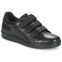 Schuhe Herren Sneaker Low André AVENUE Schwarz