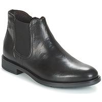Chaussures Homme Boots André VALOREILLE Noir