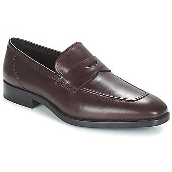 Chaussures Homme Mocassins André MOC Bordeaux