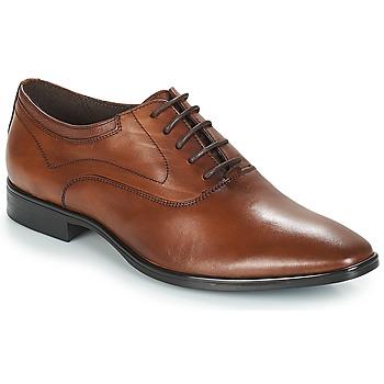 Schuhe Herren Richelieu André MILORD Braun