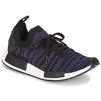 Chaussures Femme Baskets basses adidas Originals NMD R1 STLT PK W Noir