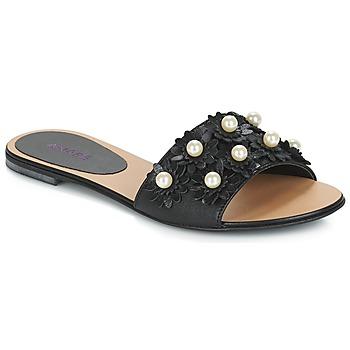 Chaussures Femme Mules André LORETTA Noir