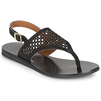 Chaussures Femme Sandales et Nu-pieds André TITAN Noir