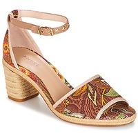 Schuhe Damen Sandalen / Sandaletten André JAKARTA Multicouleurs