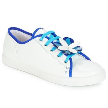 Scarpe Donna Sneakers basse André GUIMAUVE Bianco