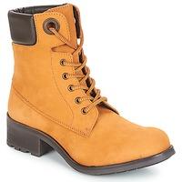 Chaussures Femme Boots André MEIJE Camel