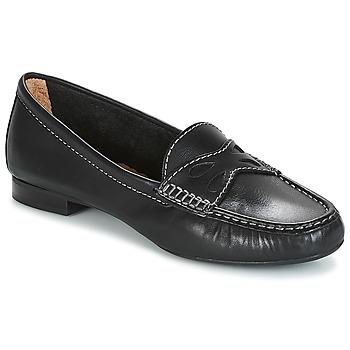 Chaussures Femme Mocassins André DORY Noir