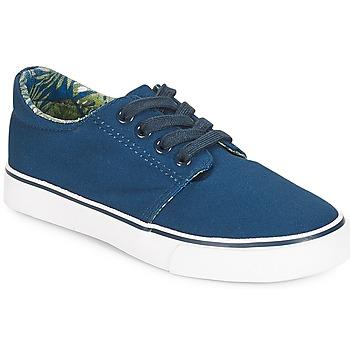 Schuhe Jungen Sneaker Low André JUNGLE BOY Marineblau
