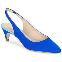 Chaussures Femme Escarpins André TAPANE Bleu