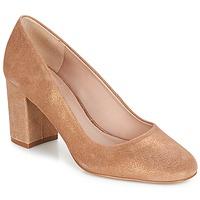 Schuhe Damen Pumps André PENSIVE Bronze