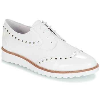 Schuhe Damen Derby-Schuhe André AMBROISE Weiss