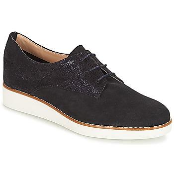 Schuhe Damen Derby-Schuhe André AMITIE Marine