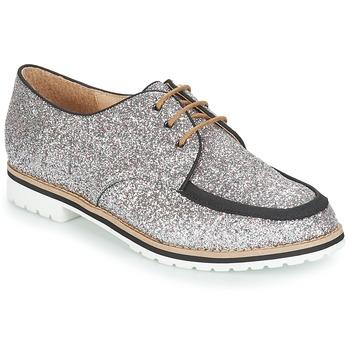 Schuhe Damen Derby-Schuhe André JAZZER Silbern