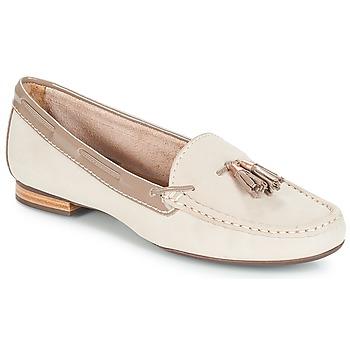 Schuhe Damen Slipper André DANY Beige