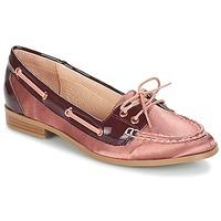 Schuhe Damen Bootsschuhe André NONETTE Rose