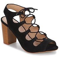 Chaussures Femme Sandales et Nu-pieds André LAETITIA Noir