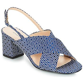 Chaussures Femme Sandales et Nu-pieds André LOYAUTE Bleu