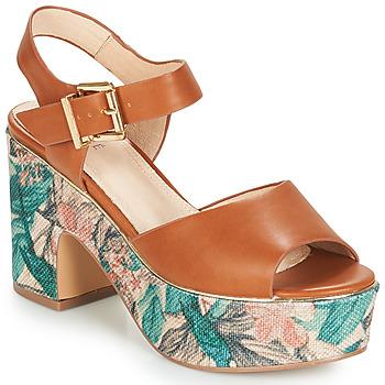 Chaussures Femme Sandales et Nu-pieds André ALTO Camel