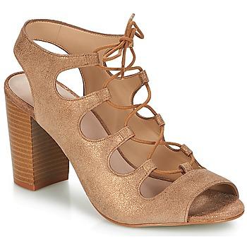 Chaussures Femme Sandales et Nu-pieds André LAETITIA Bronze