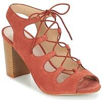 Chaussures Femme Sandales et Nu-pieds André LAETITIA Rose