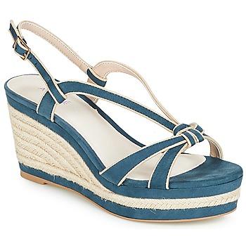 Schuhe Damen Sandalen / Sandaletten André TEMPO Blau