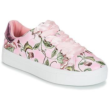 Schuhe Damen Sneaker Low André POPY Rose
