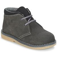 Schuhe Jungen Boots Citrouille et Compagnie JUSSA Grau