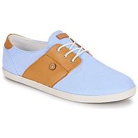 Chaussures Baskets basses Faguo CYPRESS13 BLU CAMEL