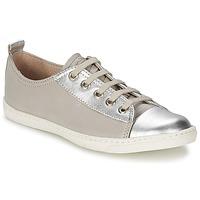 Schuhe Mädchen Sneaker Low Shwik SLIM LO CUT Silbern
