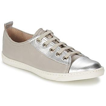 Schuhe Mädchen Sneaker Low Shwik SLIM LO CUT Silber