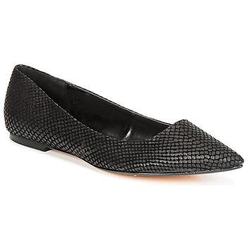 Schuhe Damen Ballerinas Dune London AMARIE Schwarz