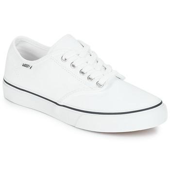 Schuhe Damen Sneaker Low Vans WN CAMDEN 1 Weiß