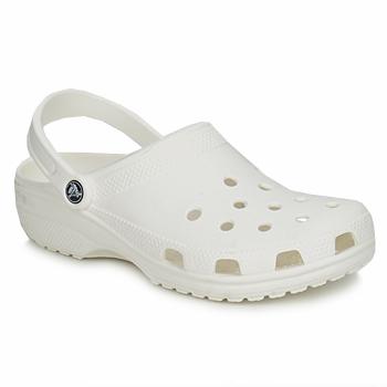 Scarpe Zoccoli Crocs CLASSIC Bianco