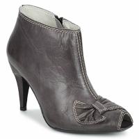 Schuhe Damen Ankle Boots Tiggers MYLO 10 Grau