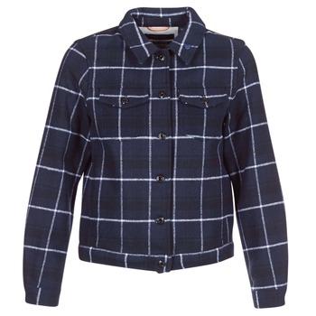 Kleidung Damen Jacken / Blazers Maison Scotch VELERIANS Marine