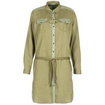 Vêtements Femme Robes courtes Maison Scotch JULIENAS Khaki