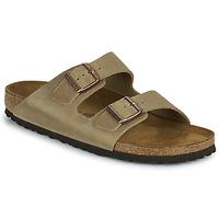 Schuhe Herren Pantoffel Birkenstock ARIZONA Braun,
