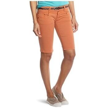 Vêtements Femme Shorts / Bermudas Freeman T.Porter BABE F320 Orange