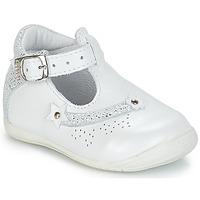 Schuhe Mädchen Sandalen / Sandaletten GBB PASCALE Weiß