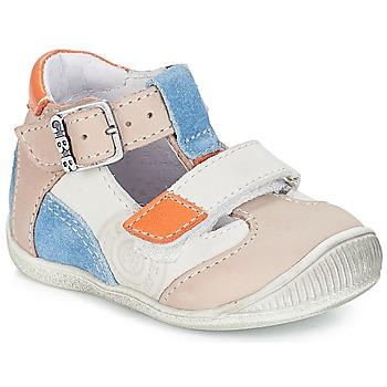 Schuhe Jungen Sandalen / Sandaletten GBB PIERRE Grau-blau