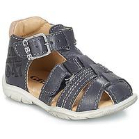 Schuhe Jungen Sandalen / Sandaletten GBB PRIGENT Marineblau