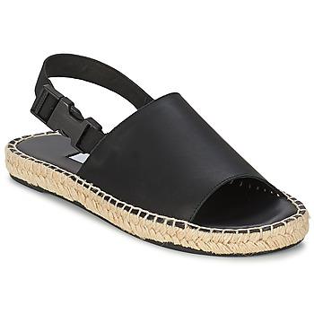 Schuhe Damen Sandalen / Sandaletten Miista STEPH Schwarz