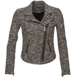 Vêtements Femme Vestes / Blazers Ikks VERMILLION Noir
