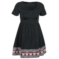 Vêtements Femme Robes courtes Eleven Paris NANA Noir