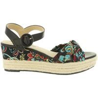 Chaussures Femme Espadrilles Maria Mare 67004 Negro