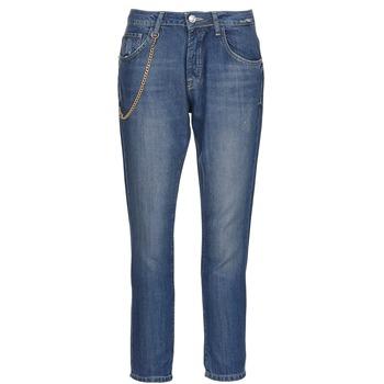 Abbigliamento Donna Jeans dritti Gaudi AANDALEEB Blu / Medium