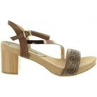 Chaussures Femme Sandales et Nu-pieds Maria Mare 66987 Marr?n