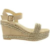 Chaussures Femme Espadrilles Maria Mare 67175 Marr?n