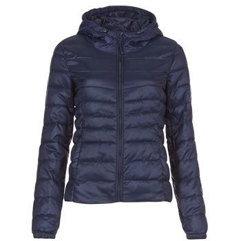 Kleidung Damen Daunenjacken Only ONLTAHOE Marineblau
