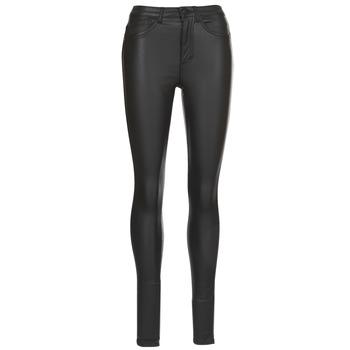 Vêtements Femme Jeans slim Only ONLROYAL Noir